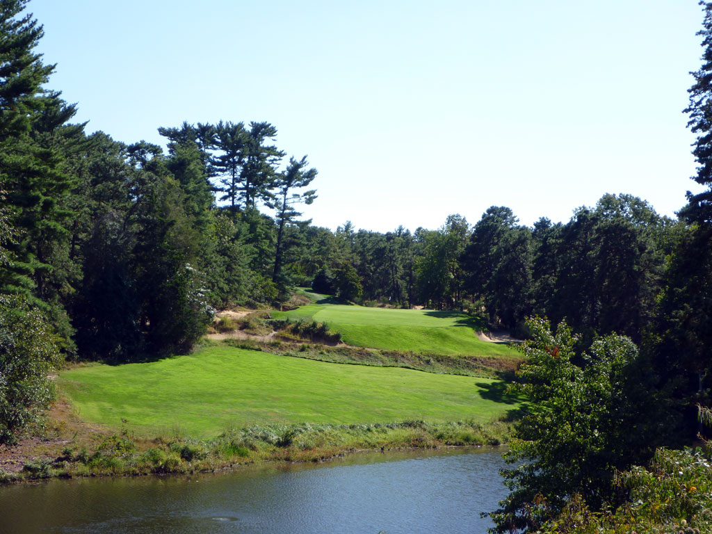 5th Hole at Pine Valley Golf Club