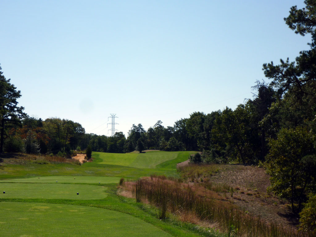 14th Hole at Trump National Philadelphia (562 Yard Par 5)