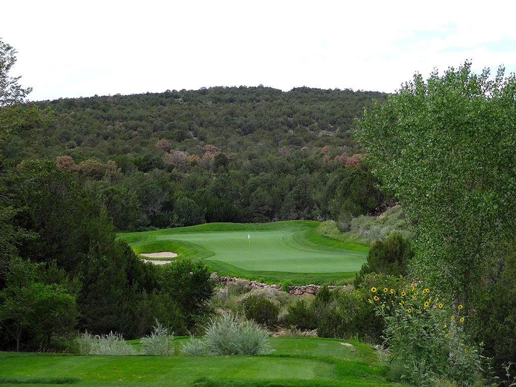 4th Hole at Paa-Ko Ridge Golf Club (183 Yard Par 3)