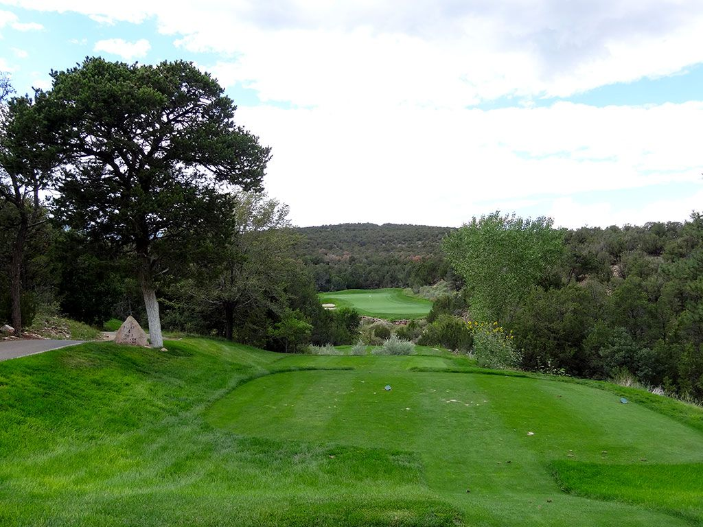 4th Hole at Paa-Ko Ridge Golf Club (183 Yard Par 3)