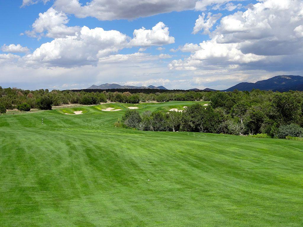5th Hole at Paa-Ko Ridge Golf Club (562 Yard Par 5)