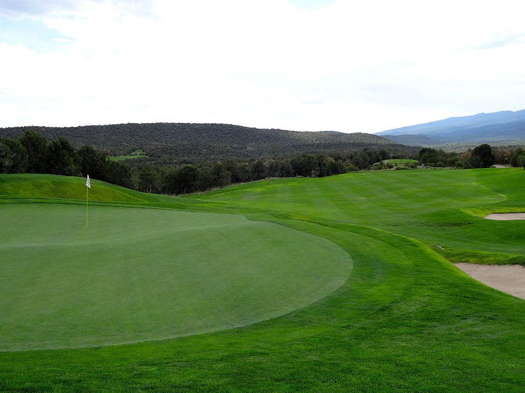 6th Hole at Paa-Ko Ridge Golf Club (327 Yard Par 4)