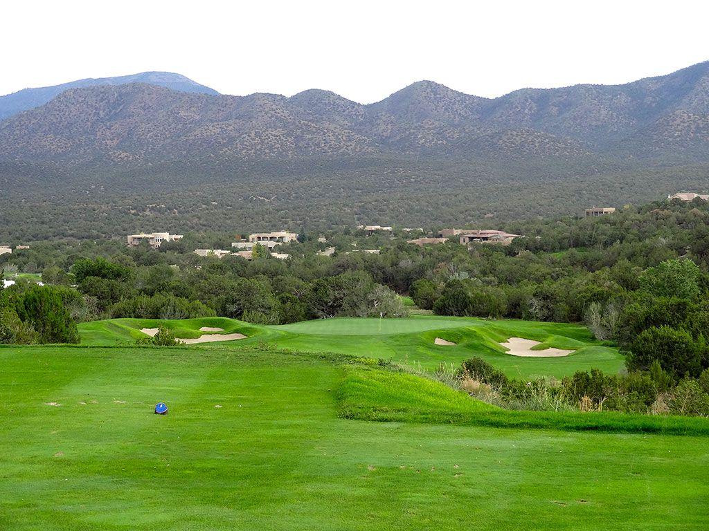 8th Hole at Paa-Ko Ridge Golf Club (265 Yard Par 3)