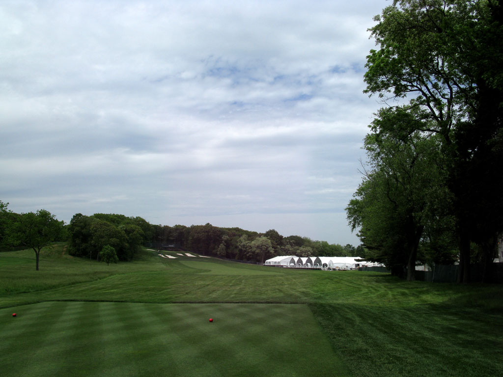 15th Hole at Bethpage State Park (Black Course) (478 Yard Par 4)