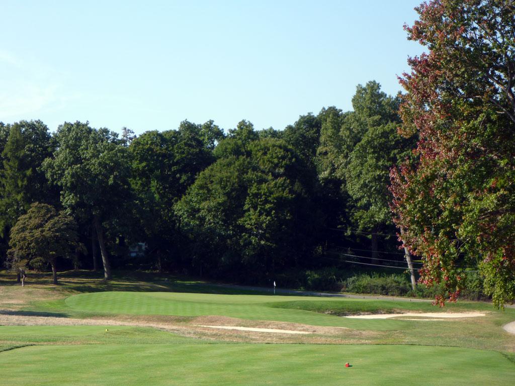 8th Hole at Creek Club (185 Yard Par 3)