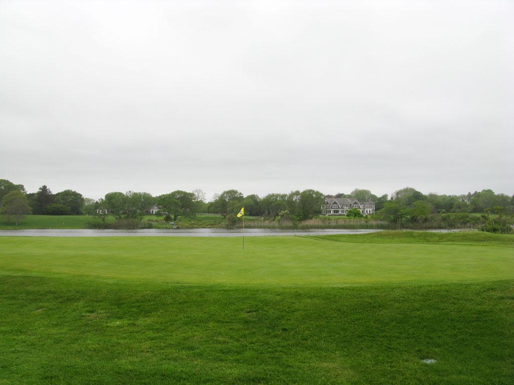 5th Hole at Maidstone (325 Yard Par 4)