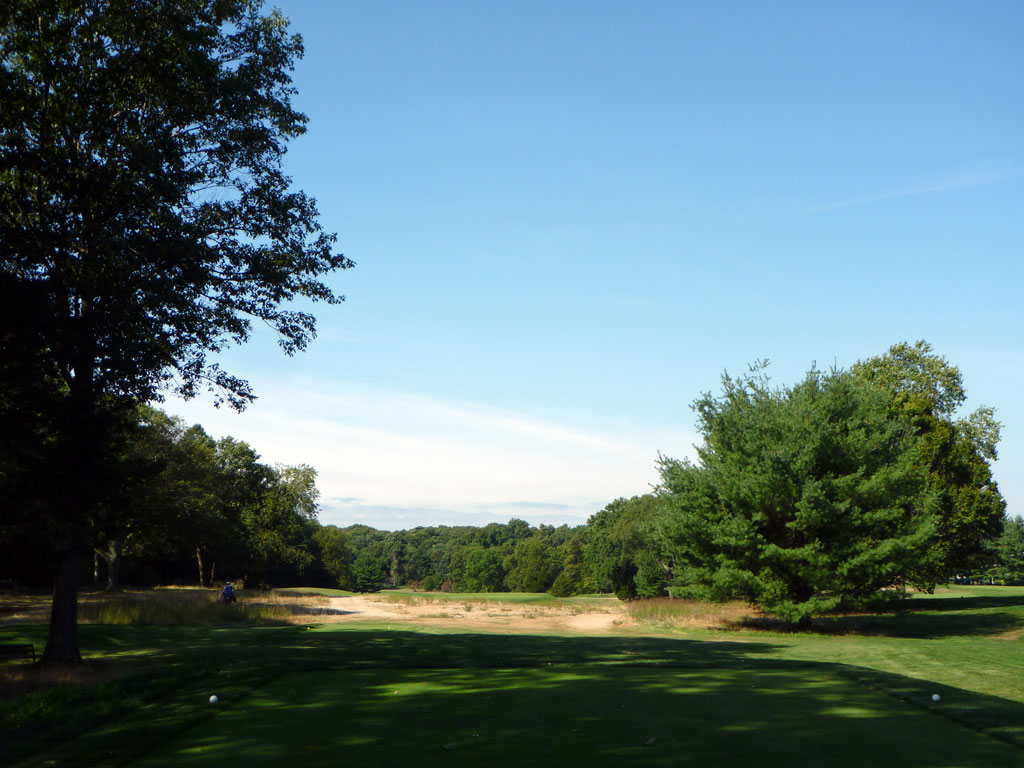 13th Hole at Piping Rock Country Club (300 Yard Par 4)