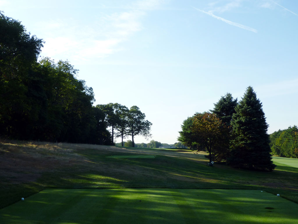 5th Hole at Piping Rock Country Club (310 Yard Par 4)