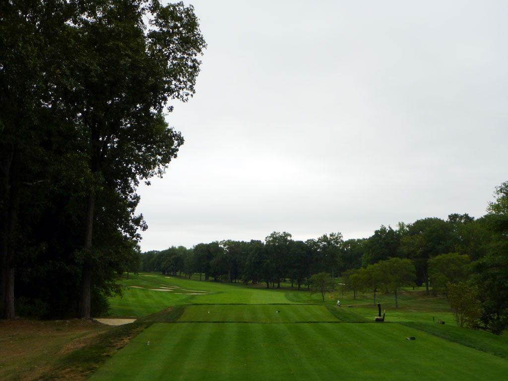 14th Hole at Quaker Ridge Golf Club (548 Yard Par 5)