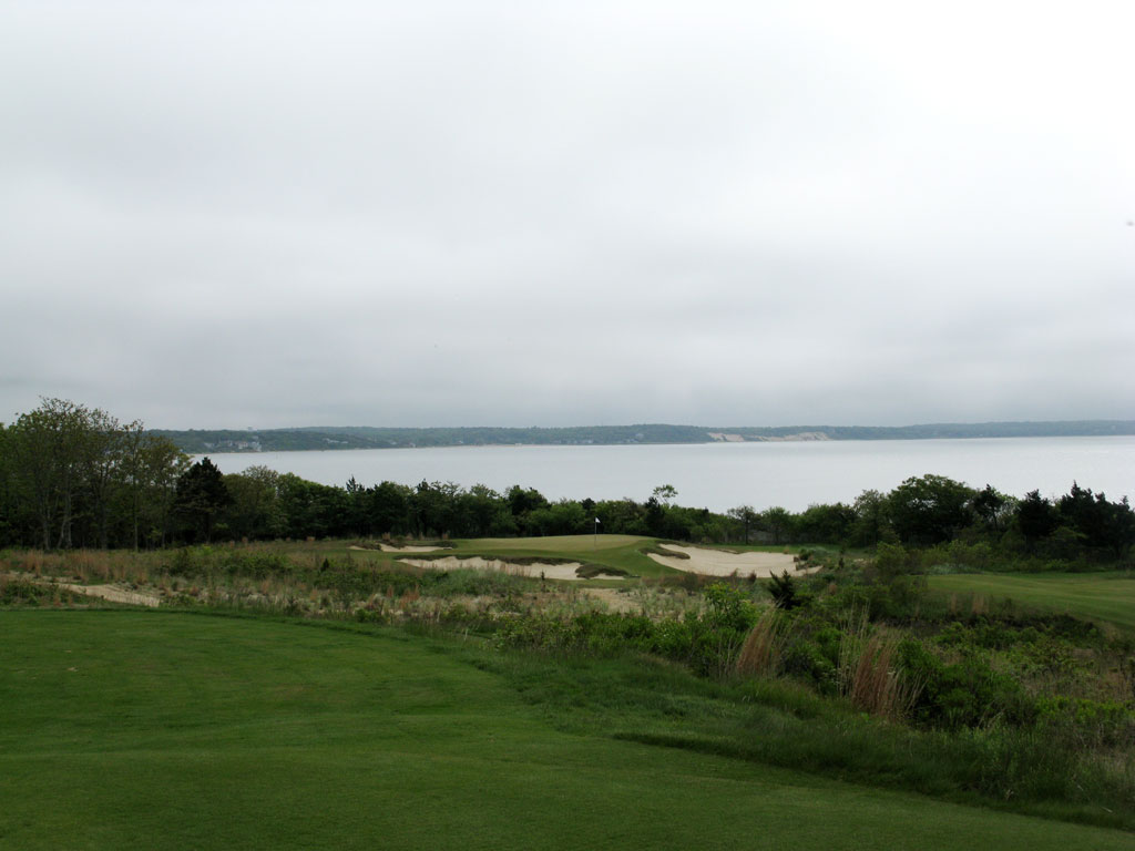 12th Hole at Sebonack (165 Yard Par 3)