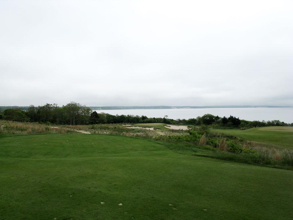 12th Hole at Sebonack Golf Club (165 Yard Par 3)