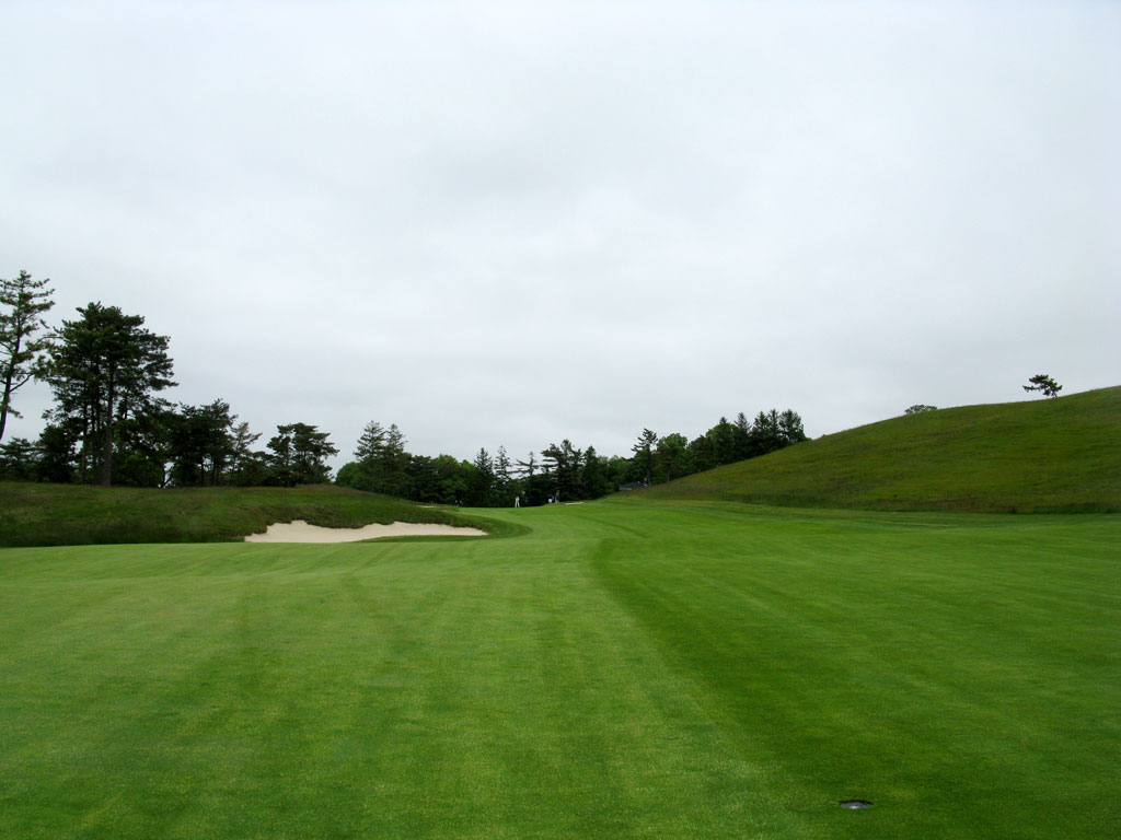 14th Hole at Shinnecock Hills Golf Club (449 Yard Par 4)