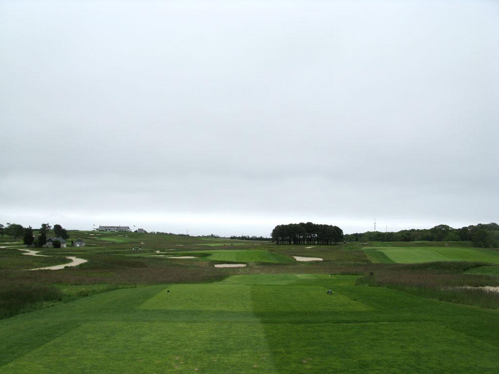 7th Hole at Shinnecock Hills Golf Club (194 Yard Par 3)