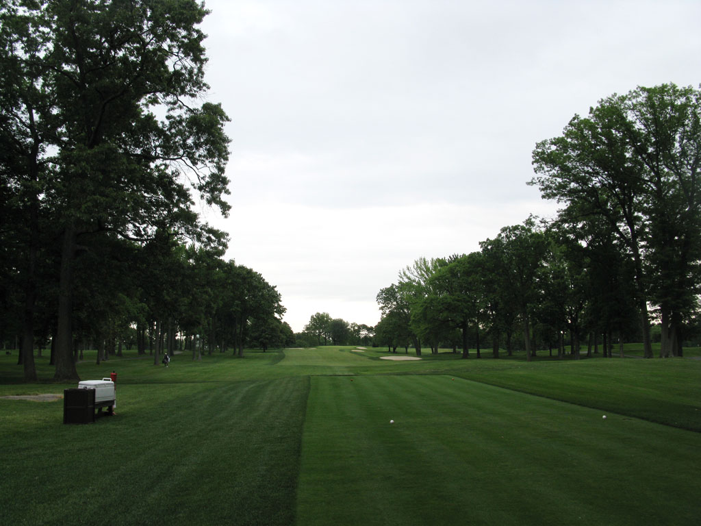 16th Hole at Winged Foot Golf Club (East) (448 Yard Par 4)