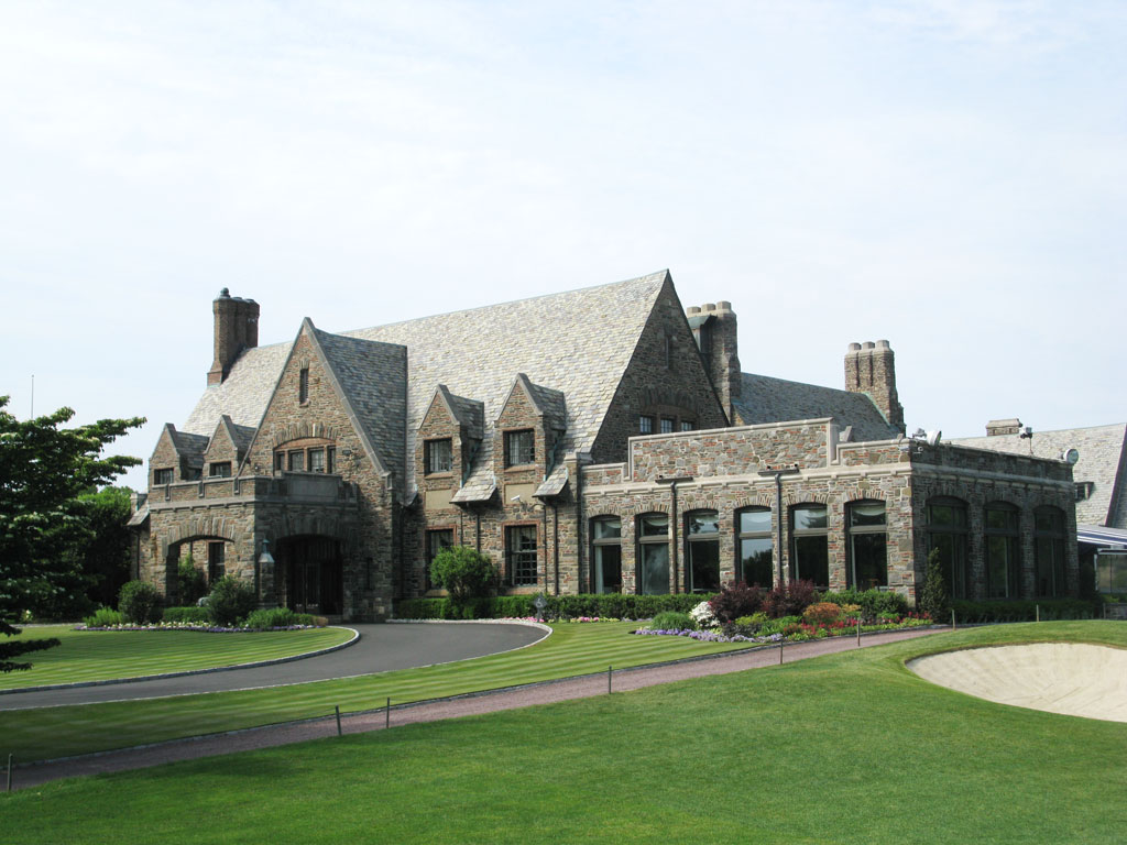 Clubhouse at Winged Foot Golf Club