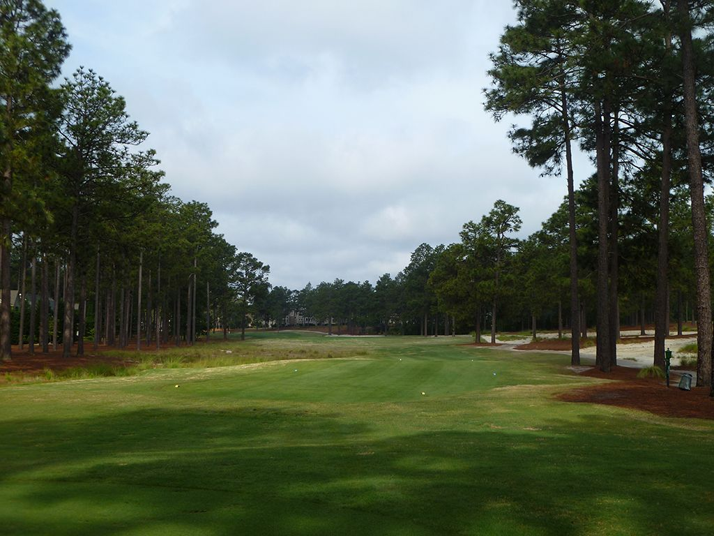 8th Hole at Pinehurst Resort No.9 (535 Yard Par 5)