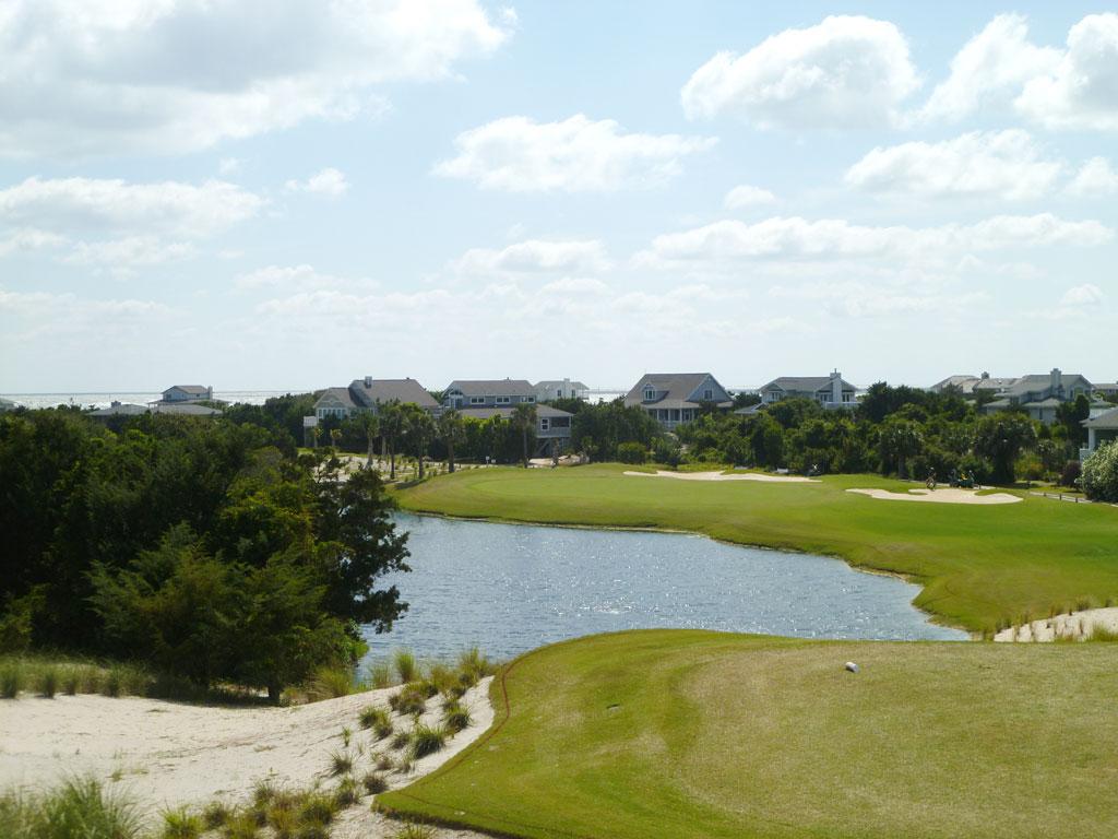 8th Hole at Bald Head Island Golf Club (173 Yard Par 3)