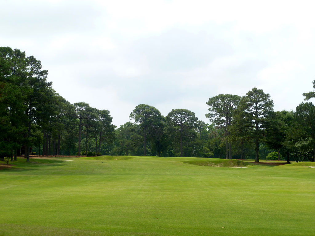 3rd Hole at Cape Fear Country Club (530 Yard Par 5)
