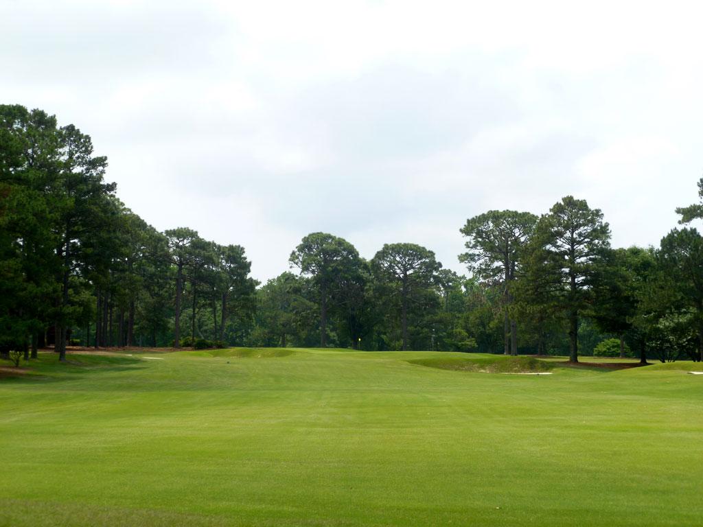 3rd Hole at Cape Fear Country Club (530 Yard Par 5)