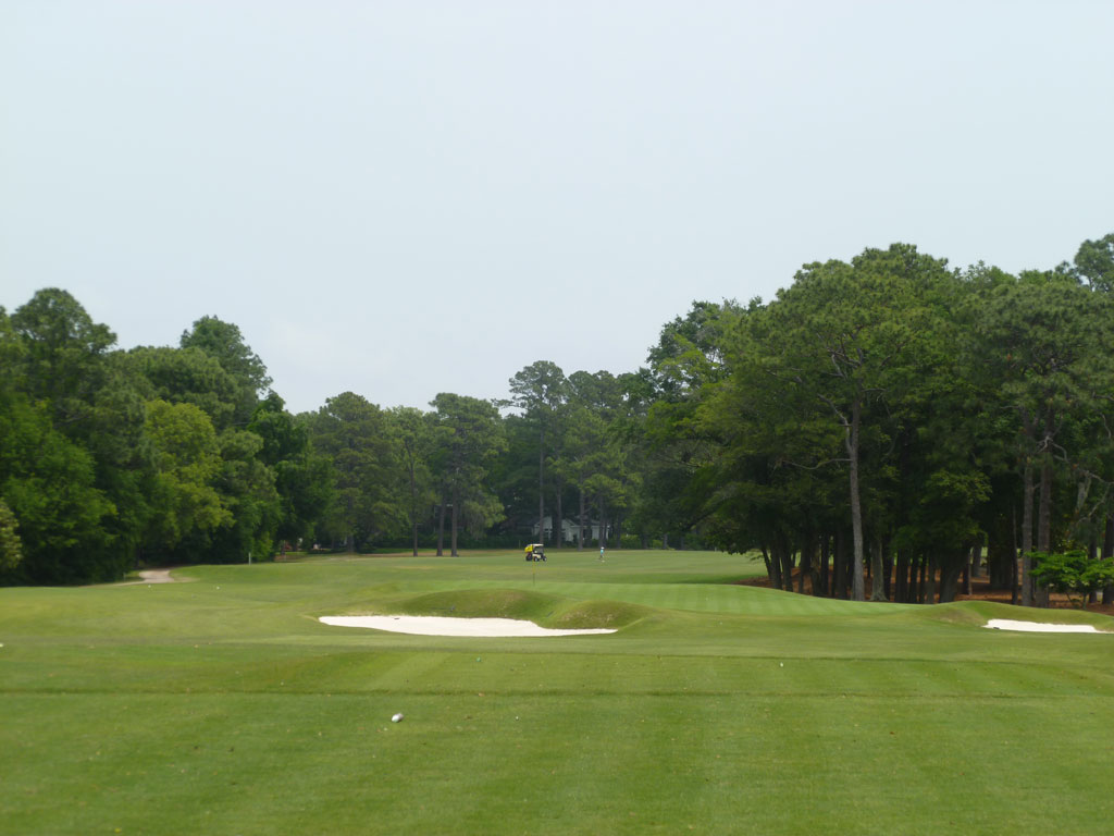 8th Hole at Cape Fear Country Club (173 Yard Par 3)
