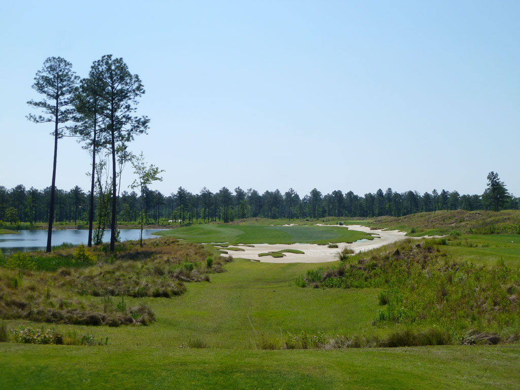 13th Hole at Cape Fear National (427 Yard Par 4)