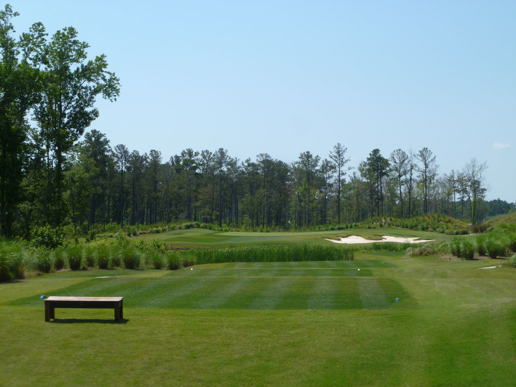 14th Hole at Cape Fear National (203 Yard Par 3)
