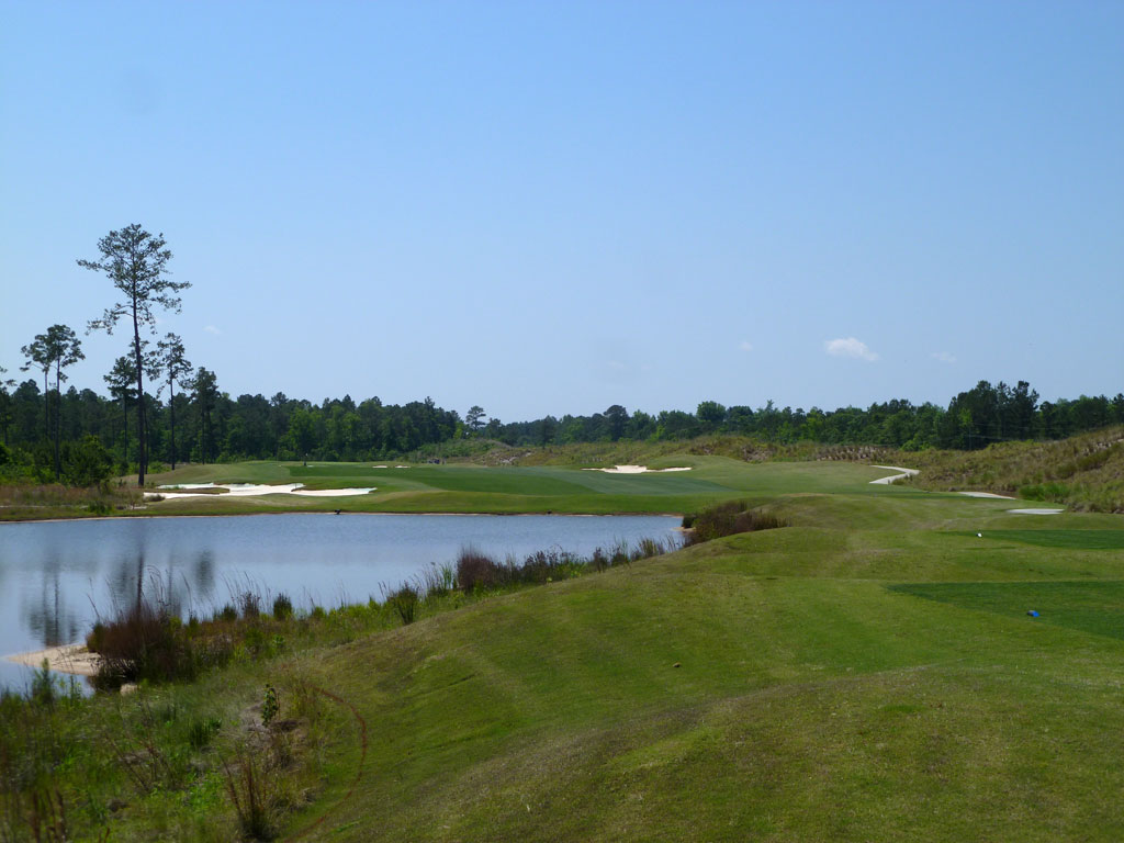 15th Hole at Cape Fear National (559 Yard Par 5)