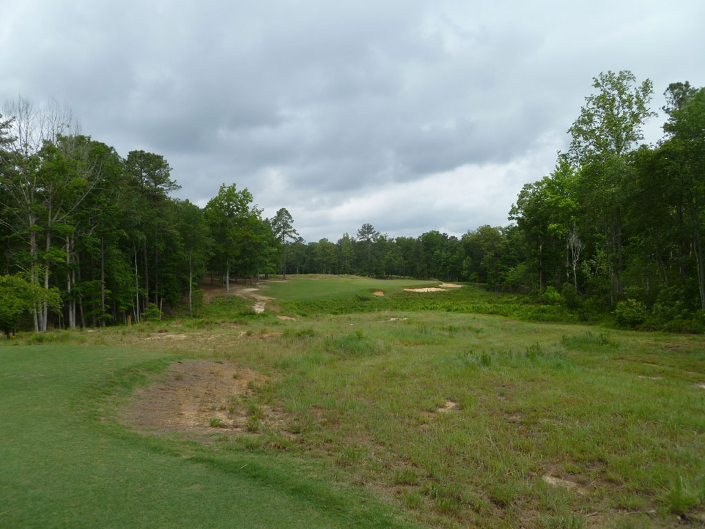 7th Hole at Dormie Club (243 Yard Par 3)