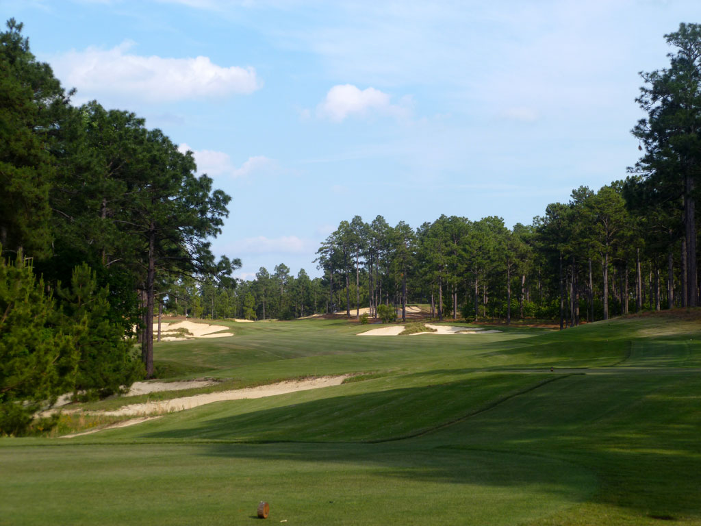12th Hole at Forest Creek (North) (406 Yard Par 4)