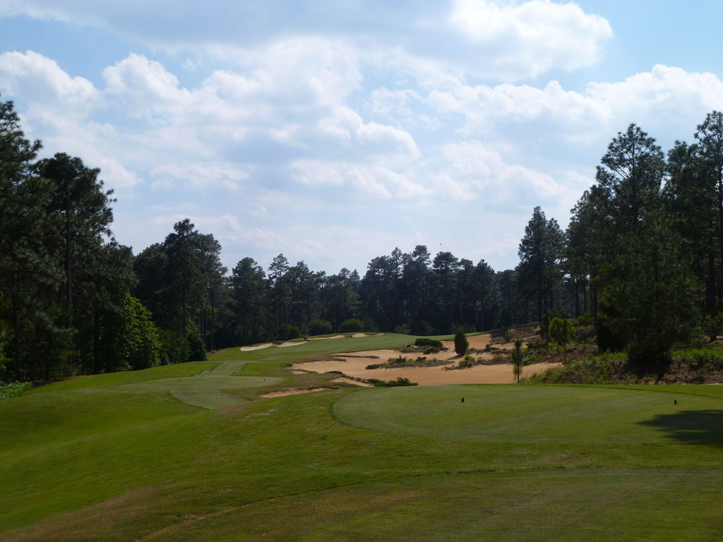 3rd Hole at Forest Creek Golf Club (North) (560 Yard Par 5)