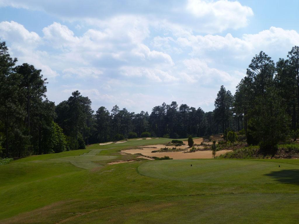 3rd Hole at Forest Creek Golf Club (North) (560 Yard Par 5)