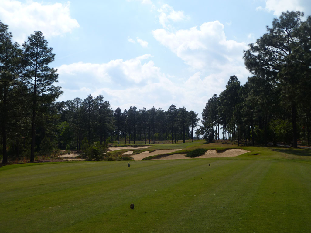 4th Hole at Forest Creek Golf Club (North) (168 Yard Par 3)