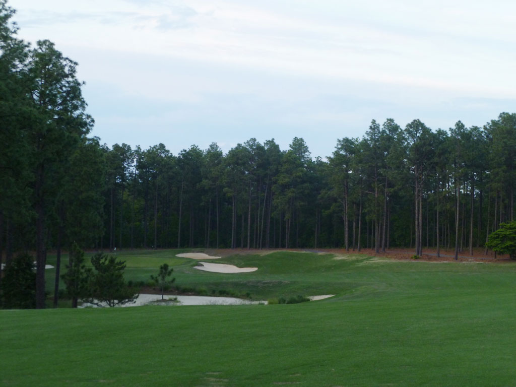 14th Hole at Forest Creek Golf Club (South) (525 Yard Par 5)