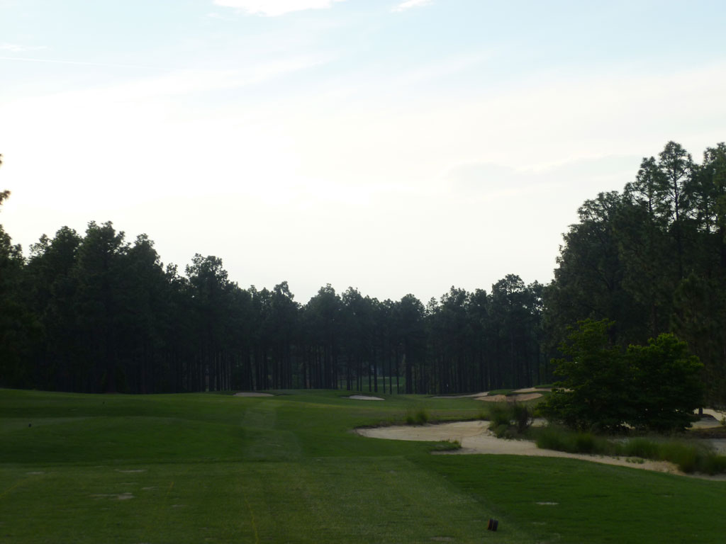 8th Hole at Forest Creek (South) (352 Yard Par 4)