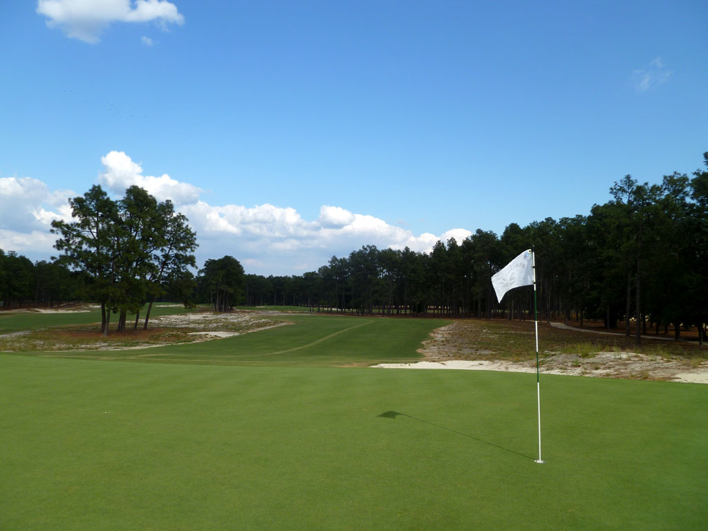 13th Hole at Pinehurst Resort No.2 (385 Yard Par 4)