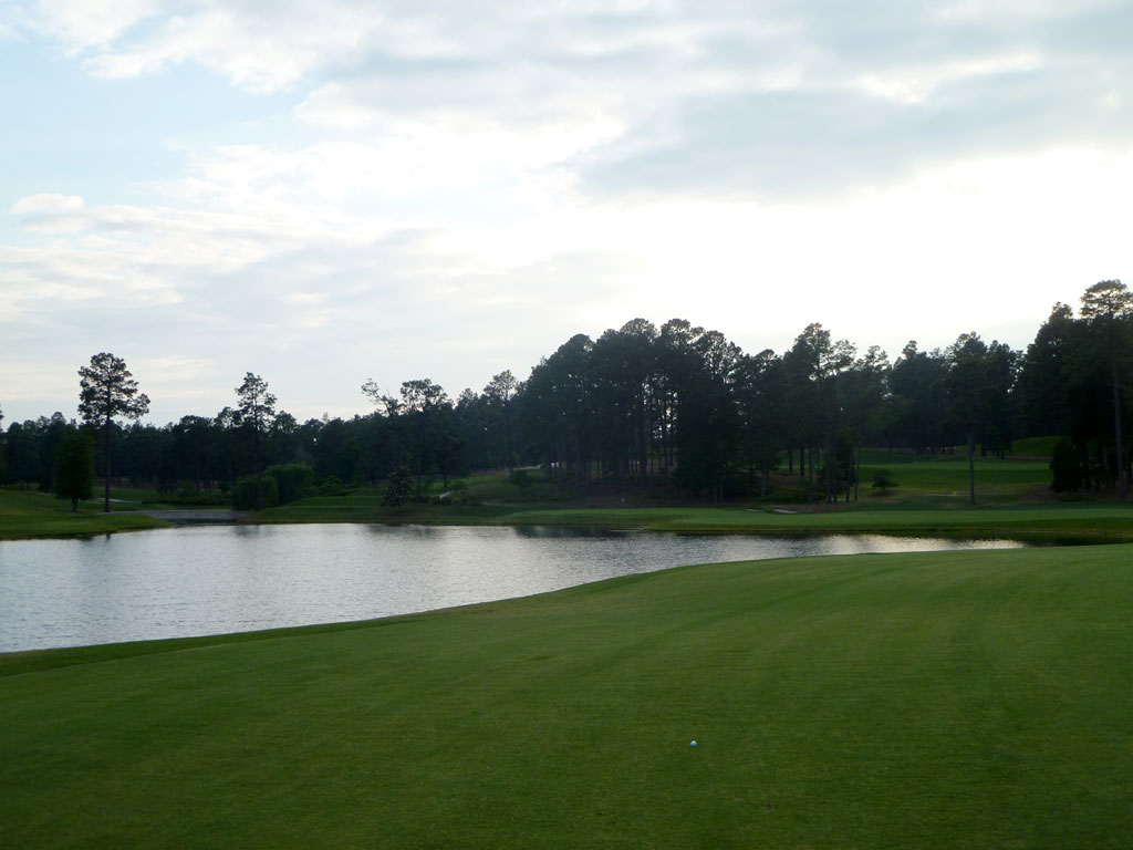 13th Hole at Pinehurst Resort No.4 (510 Yard Par 5)
