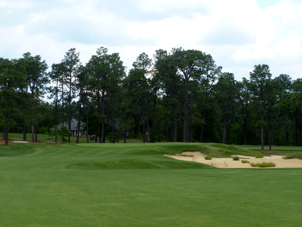 7th Hole at Pinehurst Resort No.4 (445 Yard Par 4)