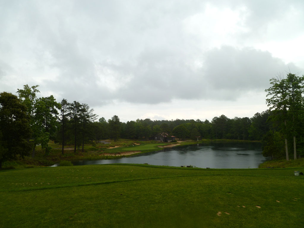 14th Hole at Tobacco Road Golf Club (194 Yard Par 3)