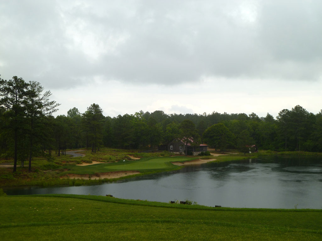 14th Hole at Tobacco Road (194 Yard Par 3)