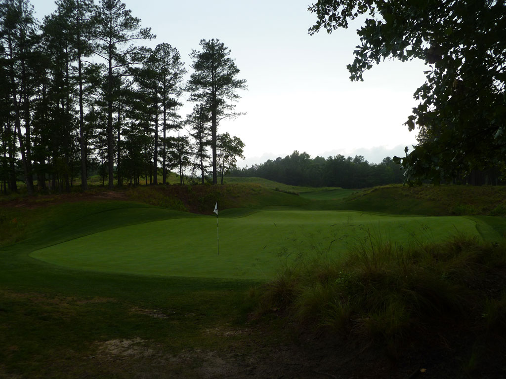 18th Hole at Tobacco Road Golf Club (432 Yard Par 4)