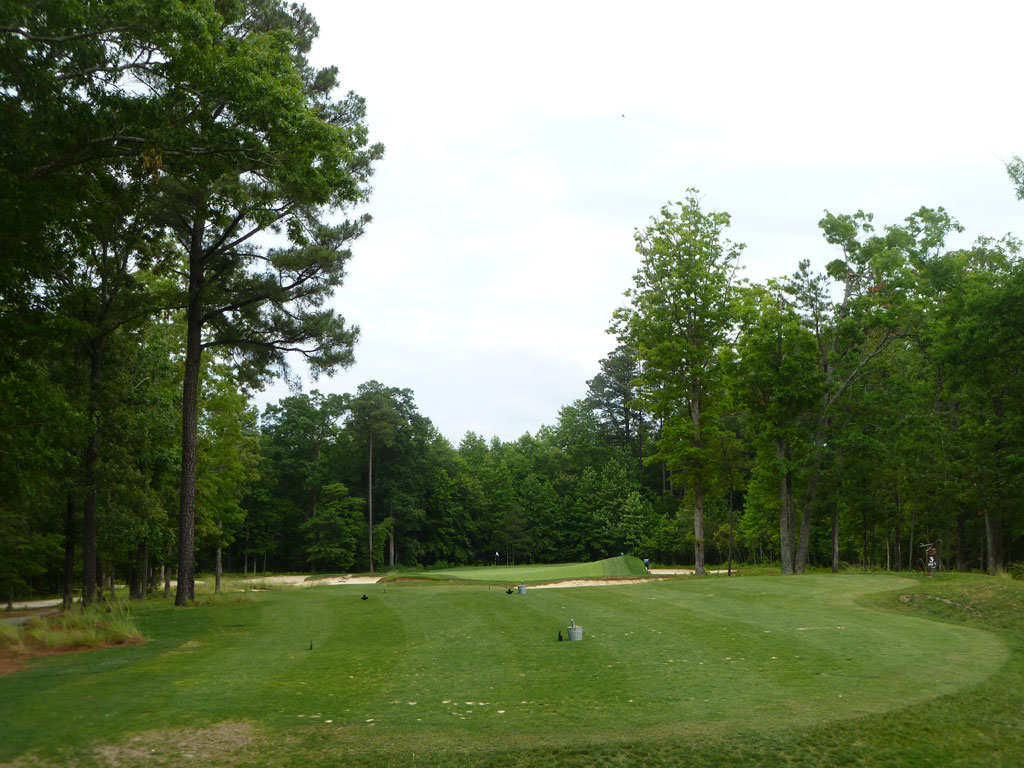3rd Hole at Tobacco Road Golf Club (152 Yard Par 3)