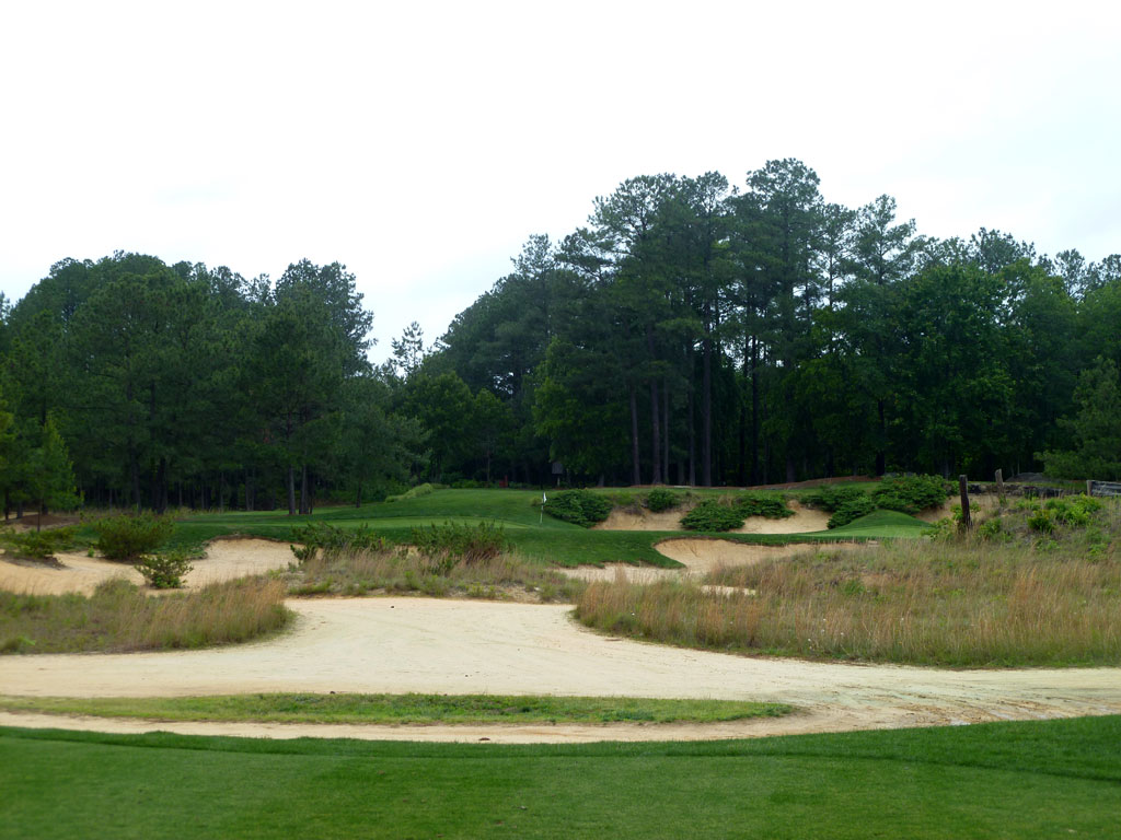6th Hole at Tobacco Road Golf Club (148 Yard Par 3)