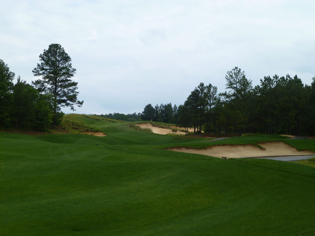 9th Hole at Tobacco Road Golf Club (427 Yard Par 4)