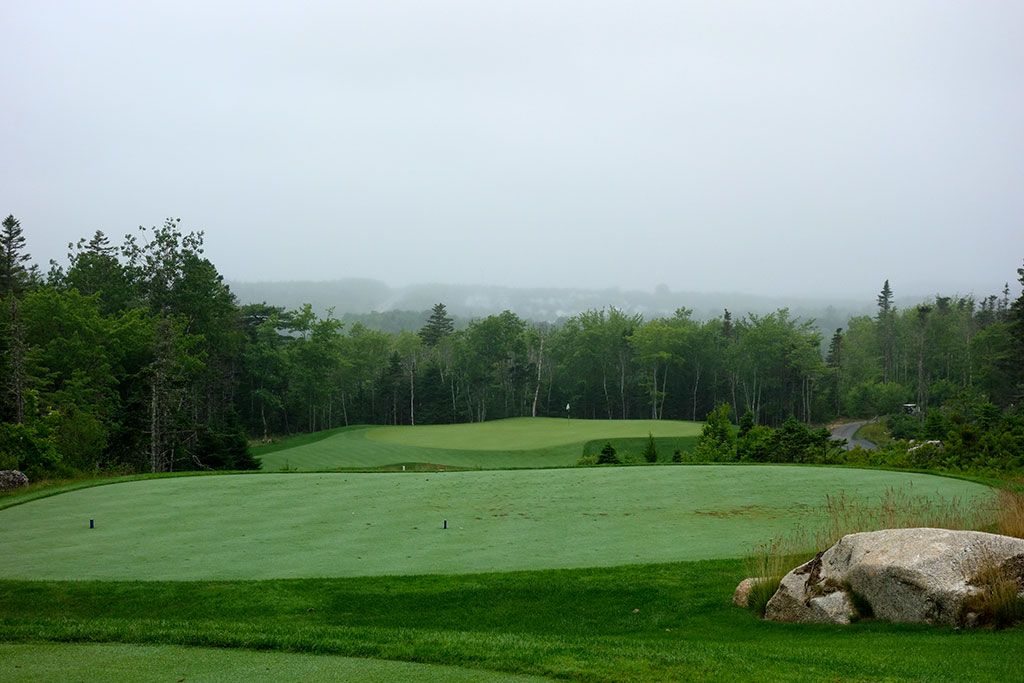 2nd Hole at Brunello, The Links at  (186 Yard Par 3)