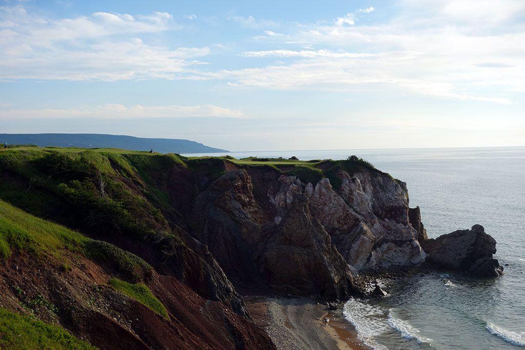 16th Hole at Cabot Cliffs (176 Yard Par 3)