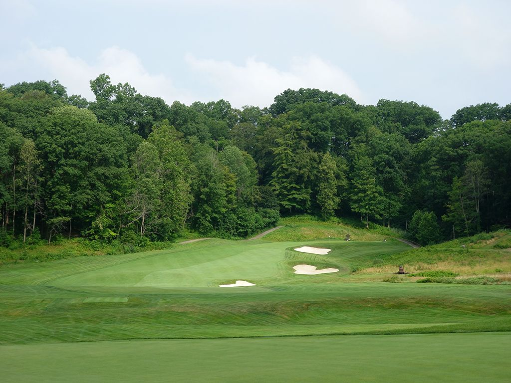 16th Hole at Kirtland Country Club, The (365 Yard Par 4)