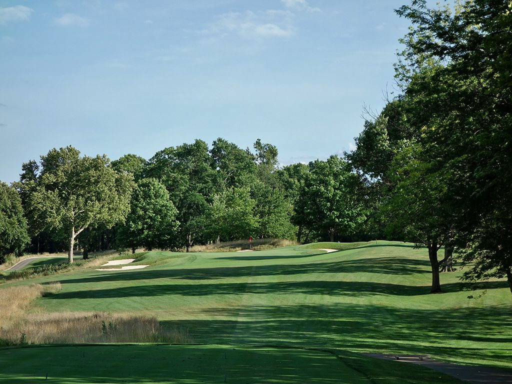 15th Hole at NCR Country Club (South) (229 Yard Par 3)