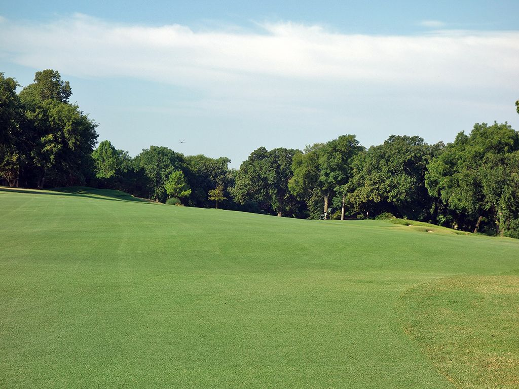 5th Hole at Jimmie Austin Golf Club (627 Yard Par 5)