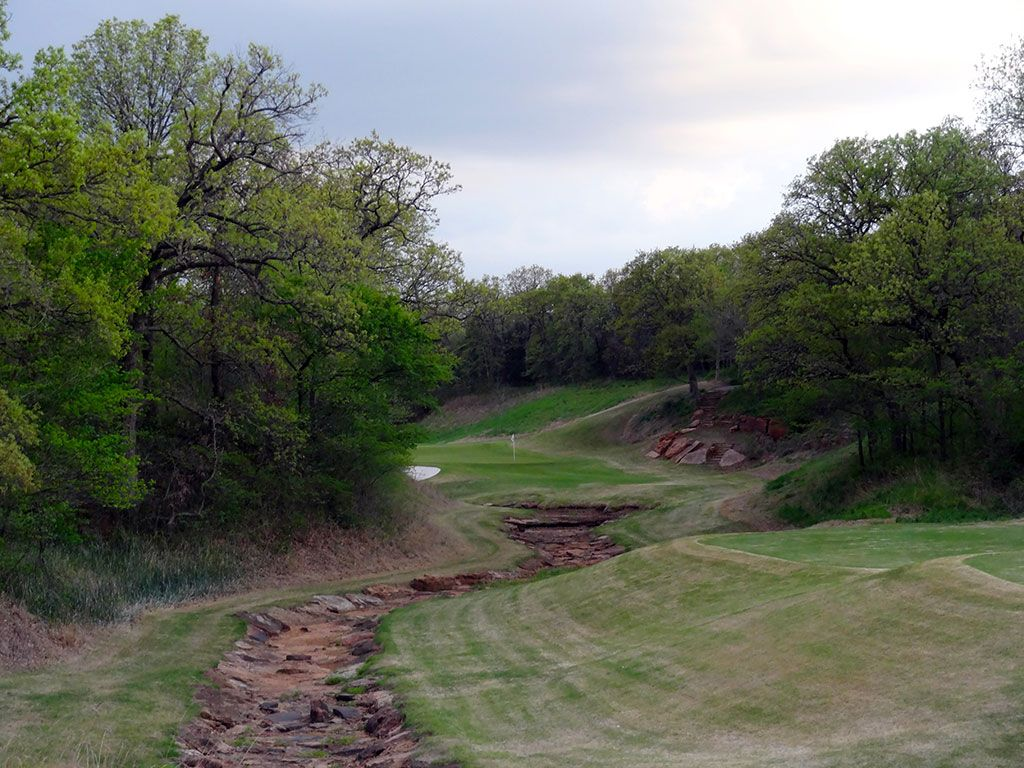 11th Hole at Karsten Creek Golf Club (209 Yard Par 3)