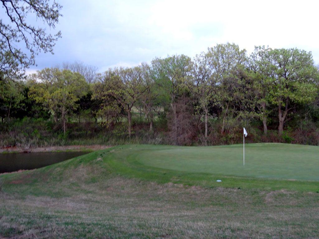 12th Hole at Karsten Creek Golf Club (350 Yard Par 4)